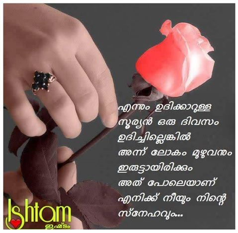 Love Quote Malayalam Photos Share Love Quotes in Malayalam