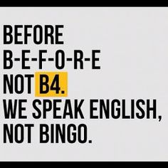 Funny English Quotes