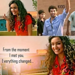 From The Moment I Met You Everything Changed...