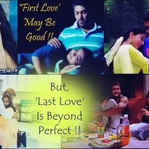 First Love May Be Good Facebook Image Share