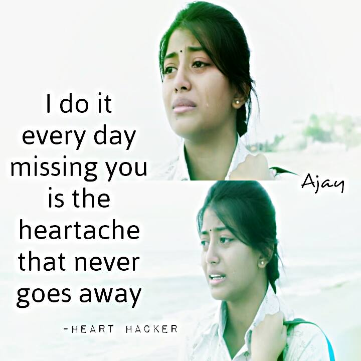 I Do It Every Day Missing You