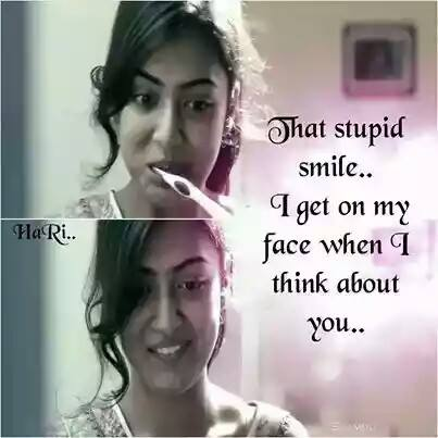 That Stupid Smile I Get On My Face When I Think About You Facebook