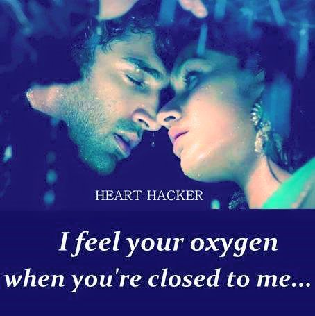 I Feel Your Oxygen When You're Closed To Me