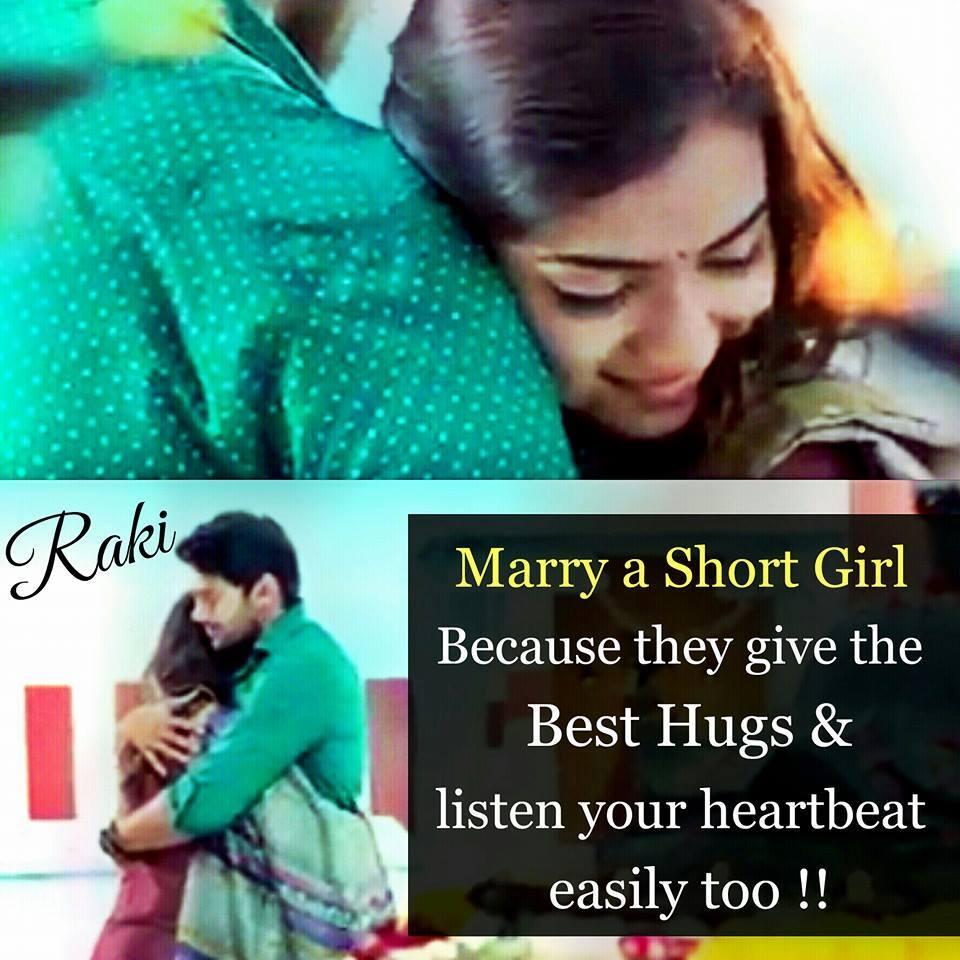 Marry A Short Girl - Facebook Image Share