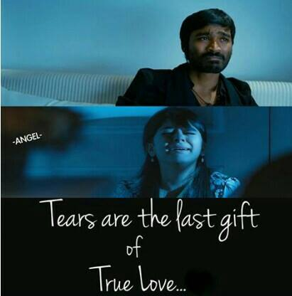 Tears Are The Last Gift Of True Love