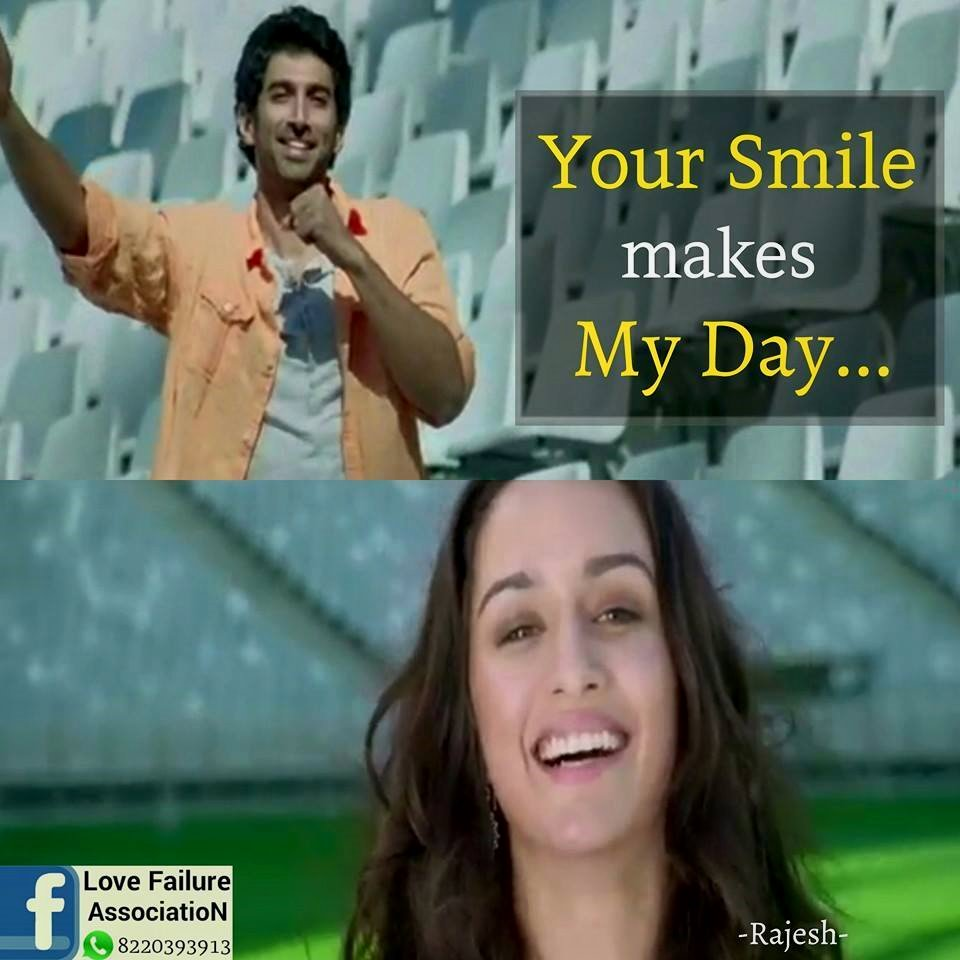 Your Smile Makes My Day