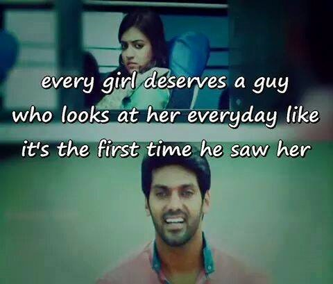 Every Girl Deserves A Guy Who Looks At Her Everyday