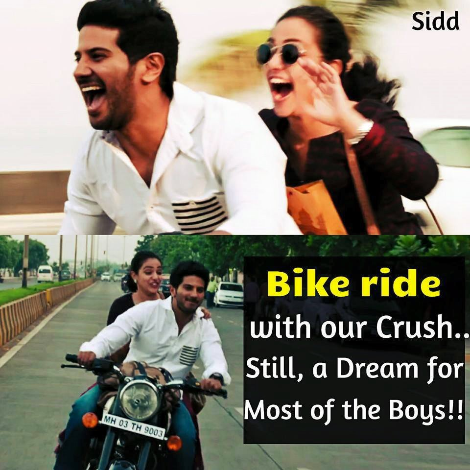 Bike Ride With Our Crush Still A Dream For Most Of The Boys