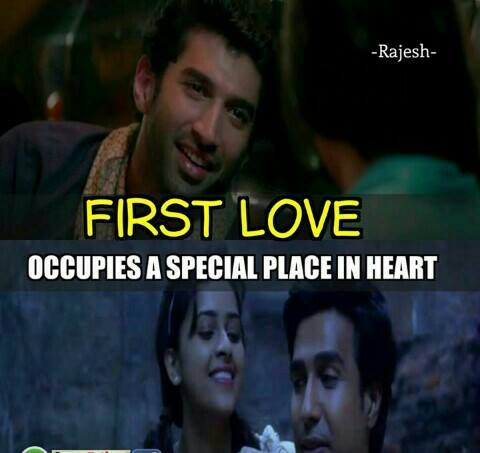First Love Occupies A Special Place In Heart