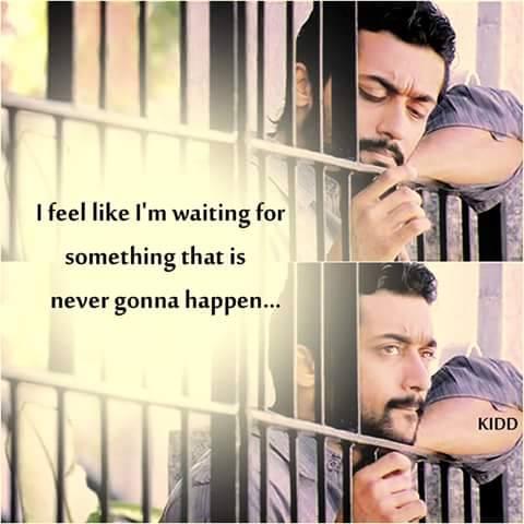 I Feel Like I'm Waiting For Someone