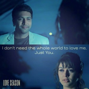 I Don't Need The Whole World To Love Me Just You