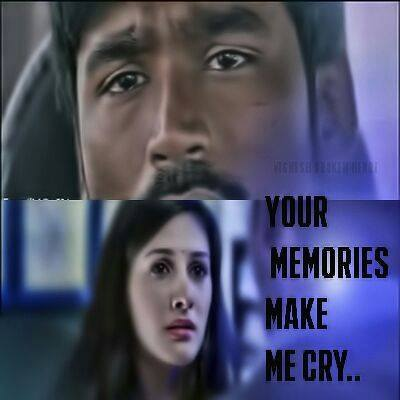 Your Memories Make Me Cry