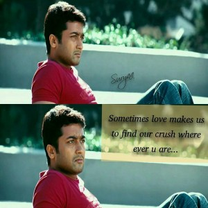 Sometimes Love Makes Us To Find Our Crush Where Even U Are