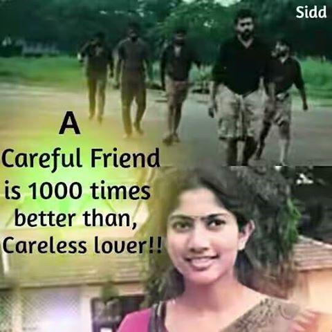A Careful Friend Better Than Careless Lover