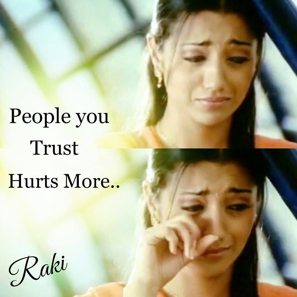 People You Trust Hurts More