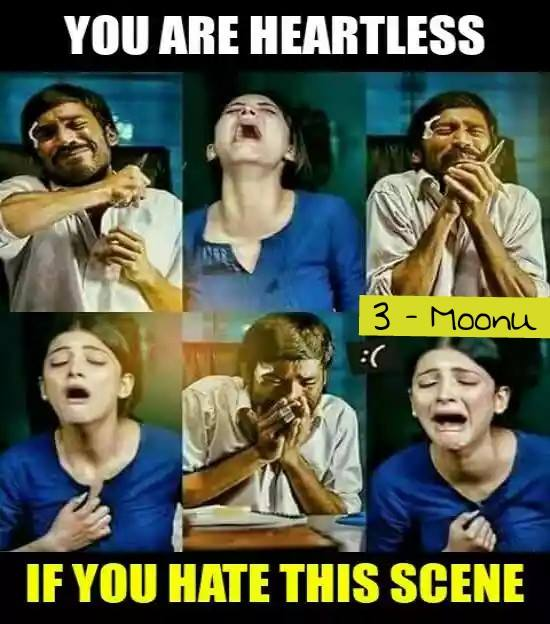 Very Sensible and Emotional Scene