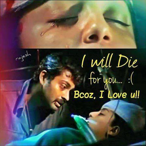 I Will Die For You Bcoz I Love U