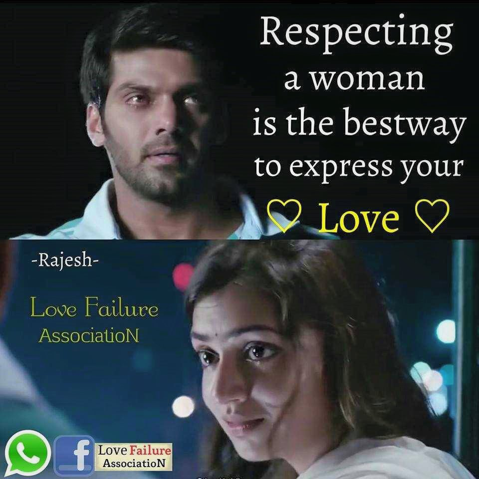 Respecting A Woman Is The Bestway To Express Your Love