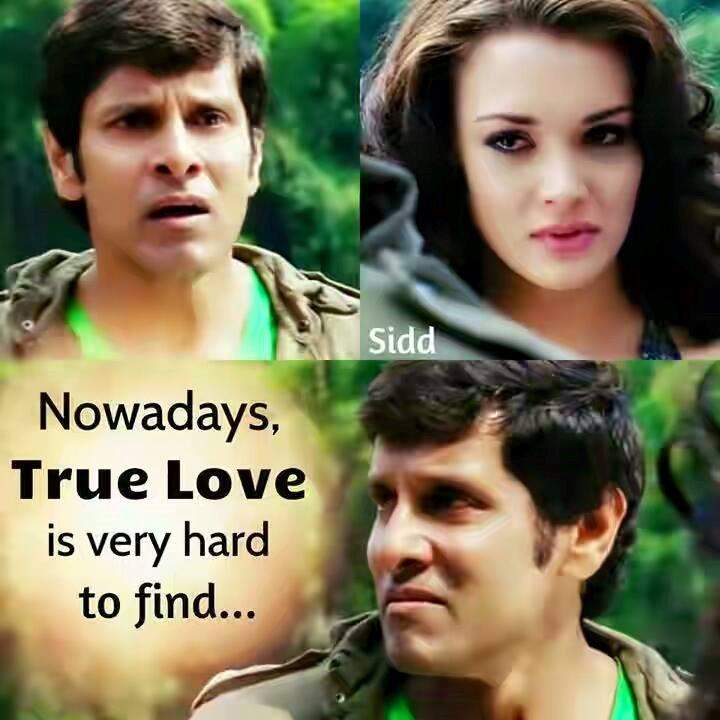 Nowadays True Love Is Very Hard To Find